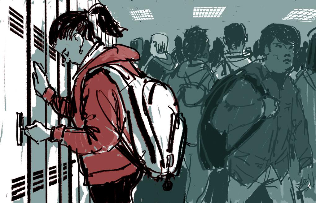 homeless students struggle at Gilbert