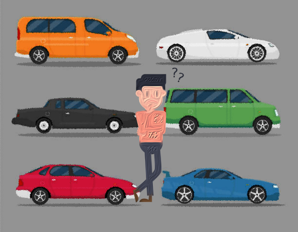 What car are you going to drive?