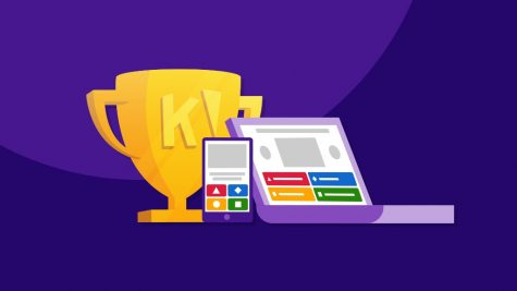 Staff and Students Get Competitive in Kahoots Olympics