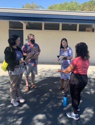Teachers Work Together To Make Gilbert Better