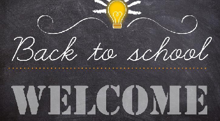 Back to School Night is TONIGHT! 5:30-7:30PM