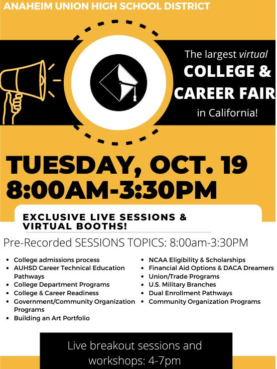 AUHSD College & Career Fair